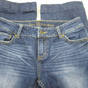 Low RIse Boot Cut Jeans By Vera Bradley
